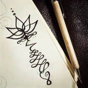 Lotus unalome tattoo - Yahoo Image Search Results