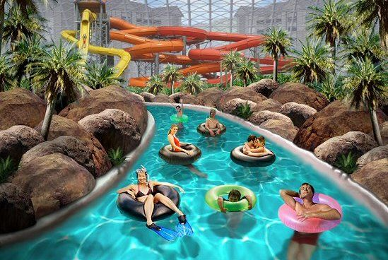 Umm Ladies If You Had Told Me Dollywood Had A Lazy River I
