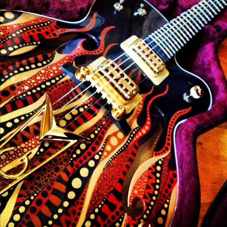 17 Best Images About Guitars On Pinterest: 17 Best Images About Guitar Art & Color On Pinterest