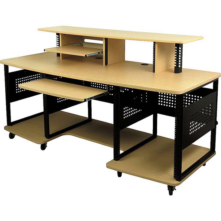 Studio RTAProducer Station-- new desk for my studio!