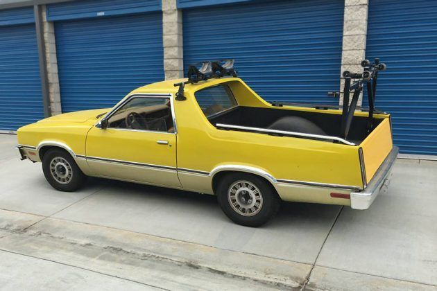 The Dude 1981 Ford Durango Ford Motor Company Ford Flower Car