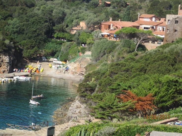 Isola di Giannutri_ Arcipelago Toscano