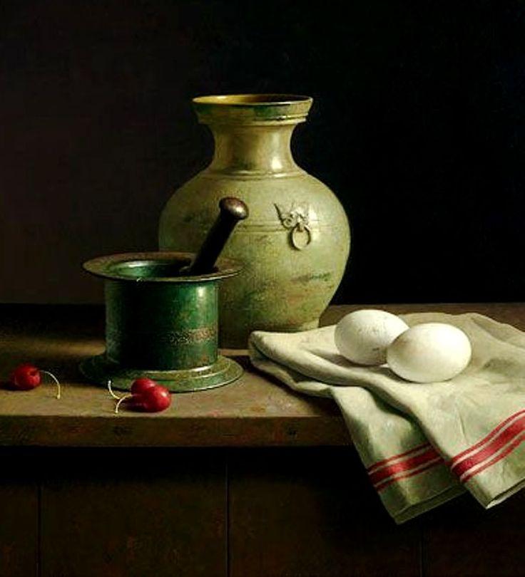 Kitchen Still Life Paintings
