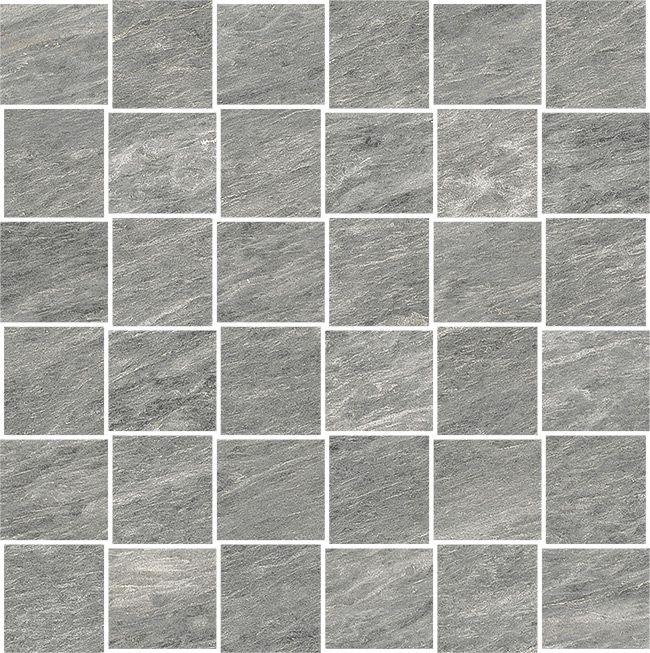 Suvero Mosaic Gris  Porcelain tile | ARCANA Tiles - Arcana Cerámica | interior design | home decó inspiration | architecture