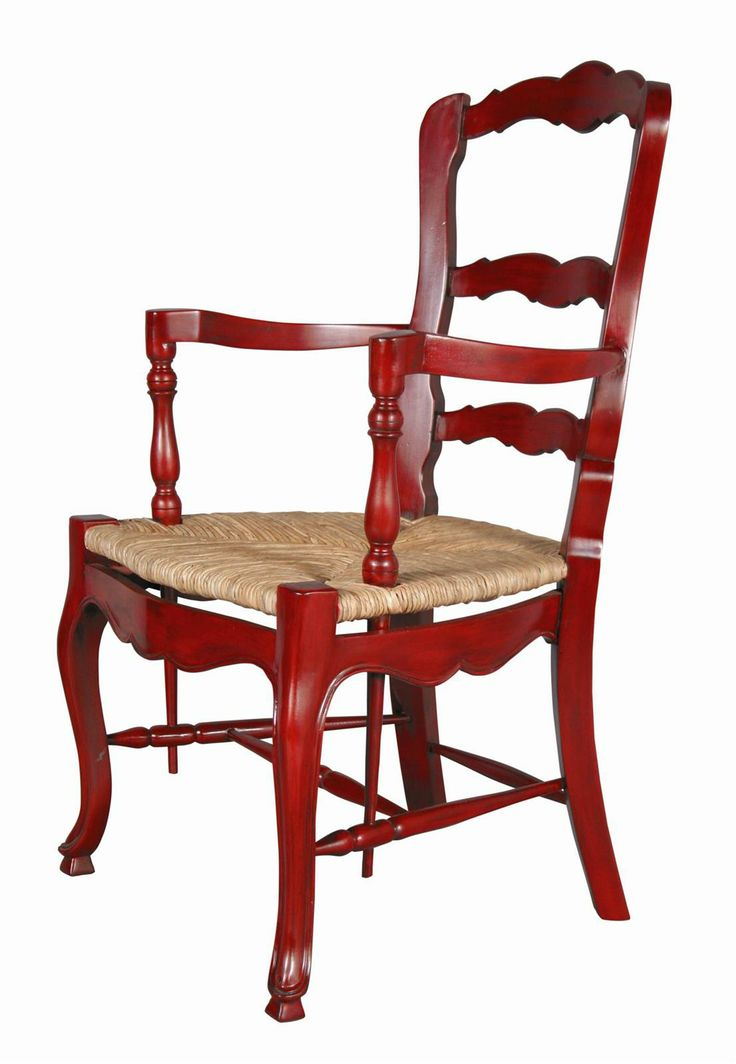 Red Kitchen Chairs Wood