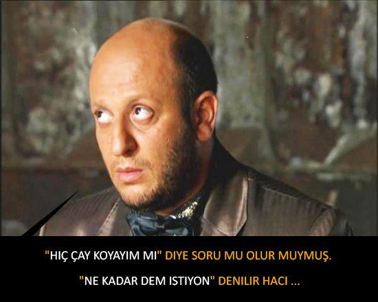 İsmail Abi!