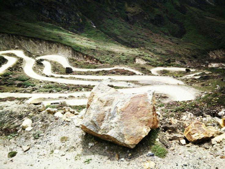 Roads of Sikkim