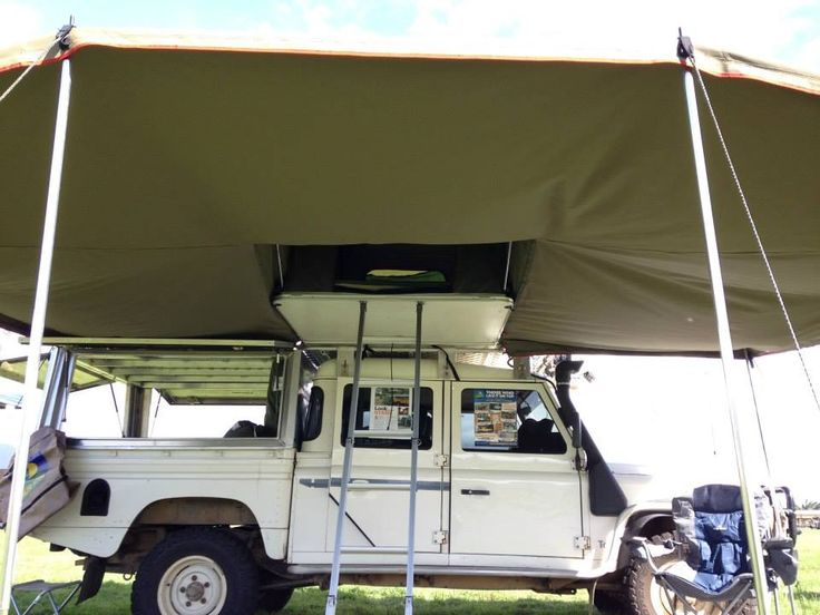 4x4 awnings by James Anderson on 500px