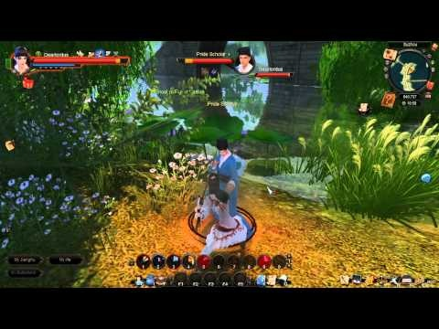 Age of Wulin - gameplay 1 free to play f2p mmo game role playing