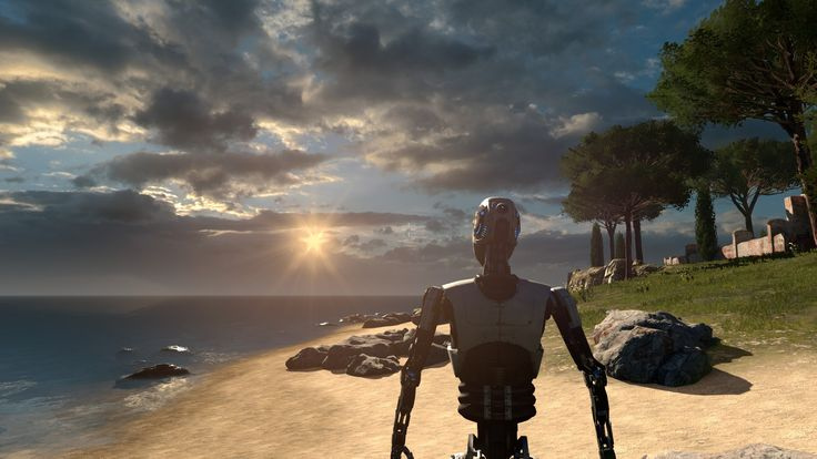My favourite screenshots from The Talos Principle. A beautiful looking game with a cool story and good puzzles. Like a cross between old Tomb Raider and Portal.
