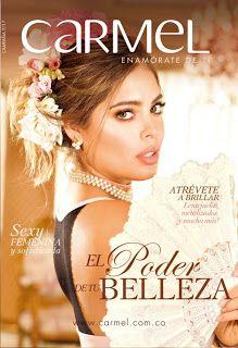 Catalogos Avon, Moda Casa, Dupree, Carmel, Napoli, Leonisa Virtual Online.: Catalogo Carmel Folleto 07 Mayo 2017 Colombia