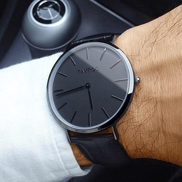Elegant and stylish TXM007 by @tayroc  Follow @tayroc for more affordable & luxurious watches  www.tayroc.com