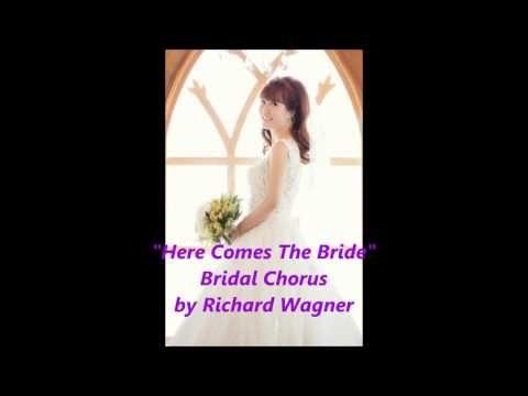 Youtube Bridal Chorus Wedding March Music Wedding Music
