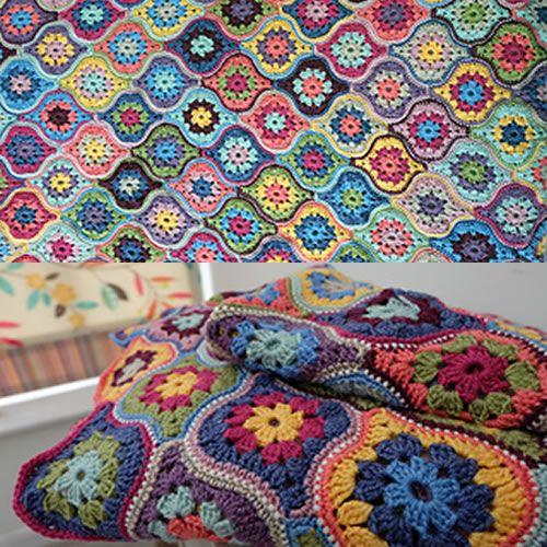 Jane Crowfoot 'Magical Lanterns' Crochet Class