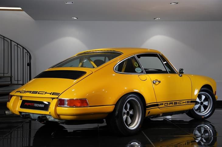 Used 1972 Porsche 911 [Pre-89] 911 for sale in Hertfordshire from RPM Independent Porsche Specialists.