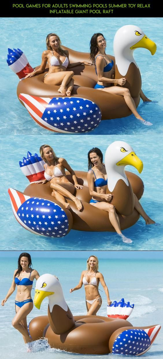 Pool Games For Adults Swimming Pools Summer Toy Relax Inflatable Giant Pool Raft #adults #plans #camera #tech #for #fpv #technology #gadgets #shopping #pools #racing #products #kit #drone #parts