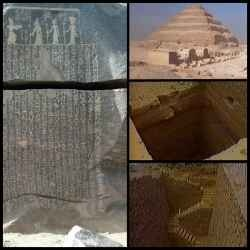 Was Joseph of the Bible the Architect Imhotep of Egypt's Step Pyramid of Sakarra? Great Evidence!