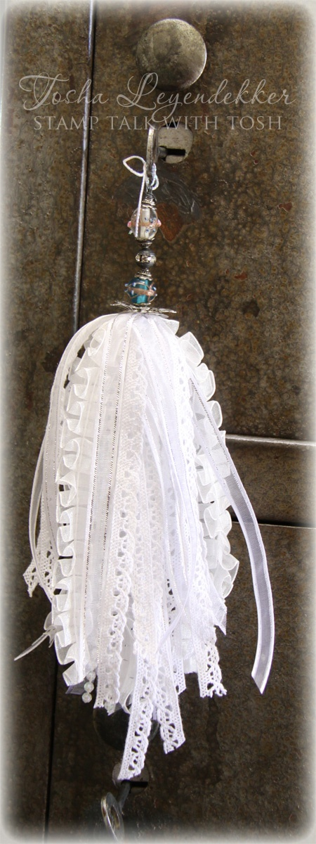 Really Reasonable Ribbon's Ramblings!: Really Reasonable Ribbon Tassel Tutorial