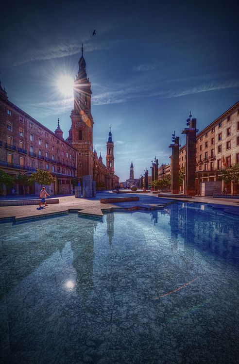 Zaragoza - Spain (by Jack Torcello)
