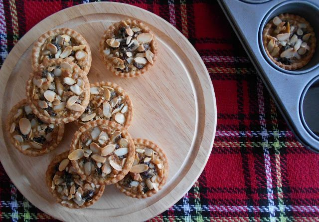 Ecclefechan Tarts, the closest to tradition I am likely to get #baking #GBBO #food #christmas