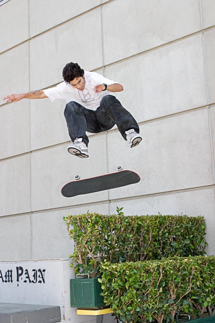 Paul Rodriguez hot flip