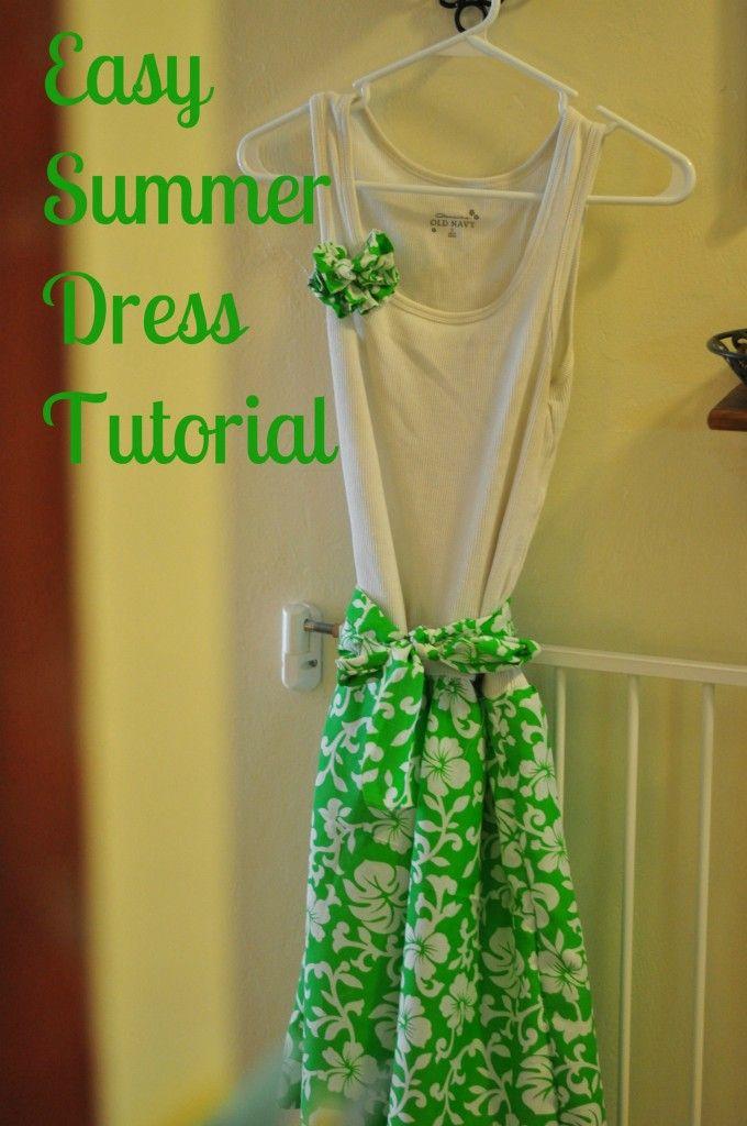 Perfect Summer BBQ Dress