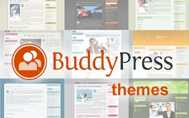 Just the best BuddyPress themes available at the moment to help you create a brilliant social website instantly!