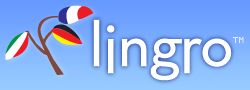 Lingro allows you to view any foreign language website through its own online browser, allowing you then to click on any word on the screen to find out its meaning in English or your chosen language. Not only that, it remembers which words you clicked and then tests you… a fantastic resource for language learners.