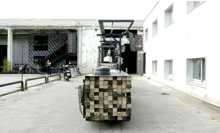 Restauration mobile / Archi : Cigüe
