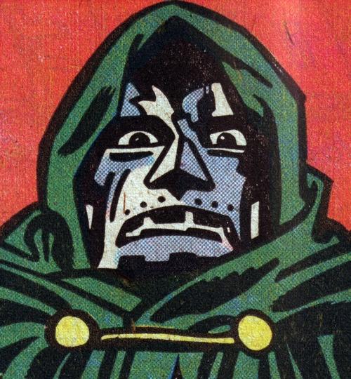 Beware of Dr.Doom...: Comics Art, Vintage Comics, Comics Book, Art Glories, Dr. Doom, Doctors Doom, Marvel Comics, Colors Process, Doom Phreek