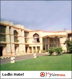 Lodhi 3 Star Hotel