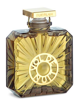 Vol de Nuit Parfum by Guerlain at Neiman Marcus.  This is the fragrance that made me fall in love with fragrances.  Feminine perfection in a bottle!