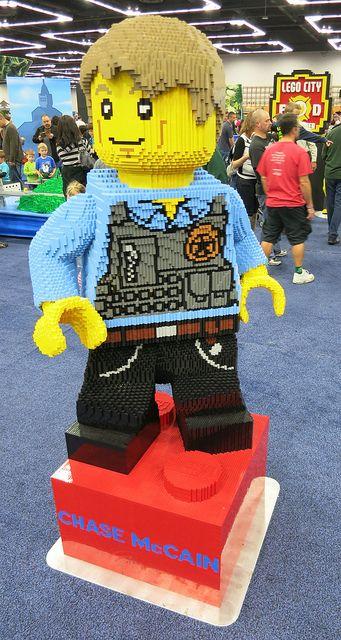 LEGO Kids Fest - Chase McCain