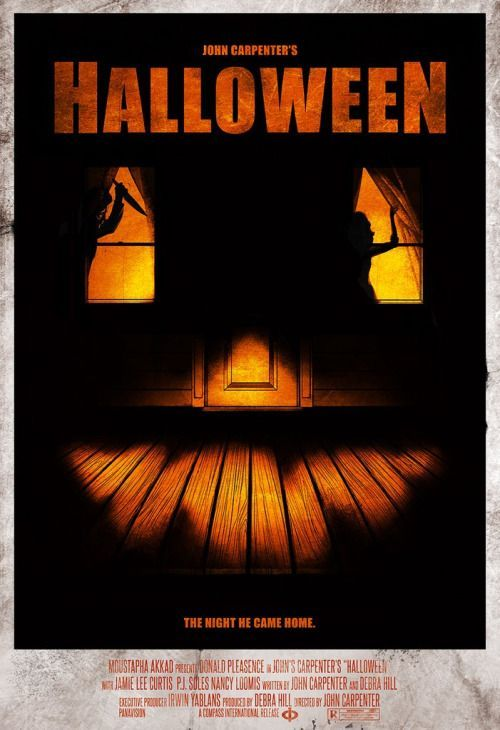 halloween films on tonight uk