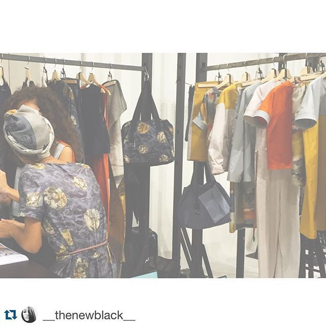 Thank you @__thenewblack__ for this pretty shoot  #tbt #whitemilano #Ss16 @repostapp. ・・・ My new love. @ritarita_official