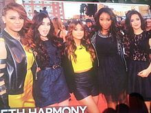 fifth harmony   Fifth Harmony – Wikipédia, a enciclopédia livre