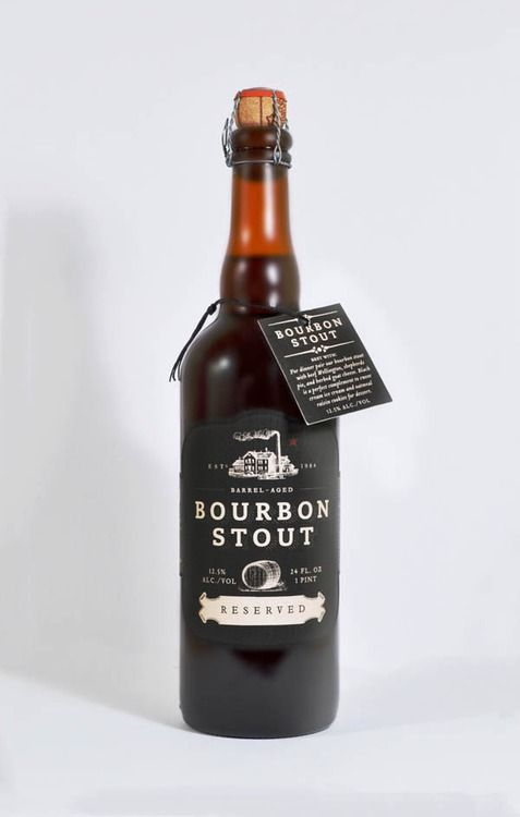 Bourbon Stout - Looks sooo goddamn good i could allmost cry...
