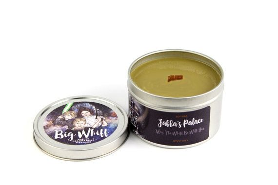Jabba's Palace  Star Wars Inspired Candle Soy Candle