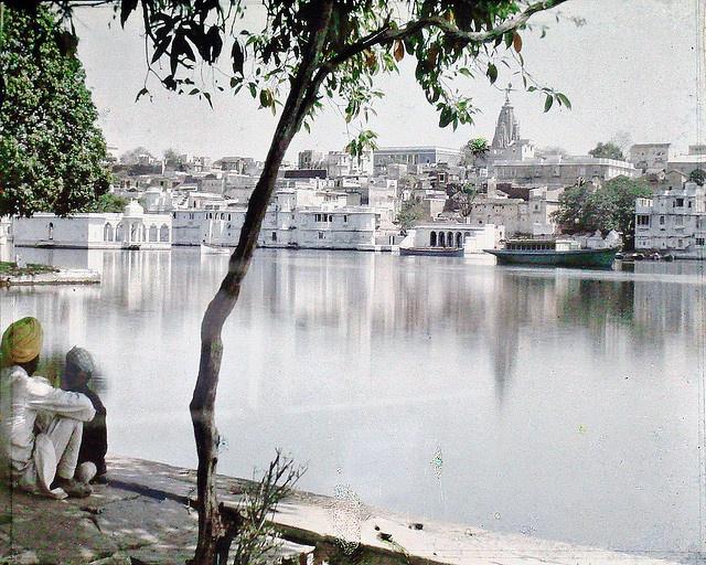 Albert Kahn Collection. India. 1927-1928.