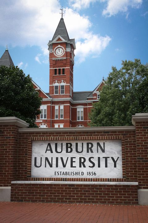 Auburn listed as #7 in Top 10 Most Beautiful College Campuses in America