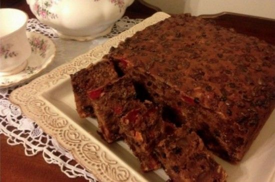 The Easiest 3 Ingredient Fruit Cake You'll Ever Make   The WHOot