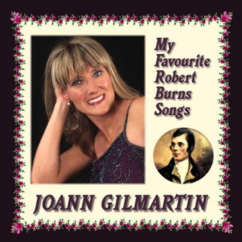 My Favourite Robert Burns Songs [CD]