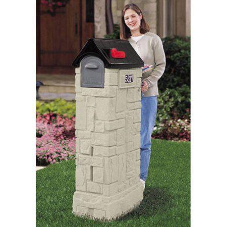 Step2 StoreMore Mailbox, Gray