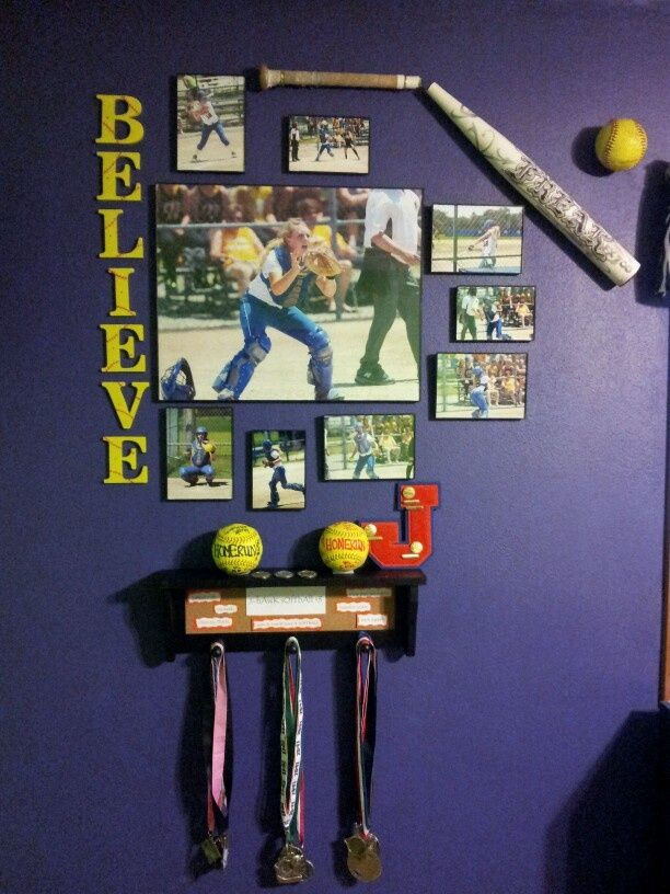 Best 25 Softball Room Ideas On Pinterest Girls Rhpinterest: Softball Bedroom Decor At Home Improvement Advice