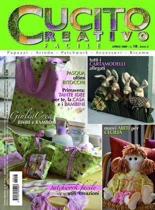 Cucito Creativo Facile - Numero 18