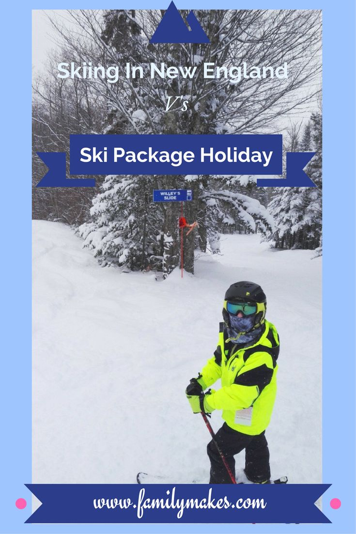 We discuss the differences between a flexible self-made skiing holiday and the conventional ski package holiday deal. Which works better for our family, or for yours?