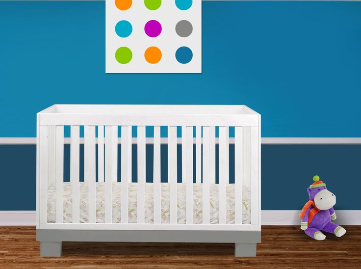 One Project Nursery reader will win a Babyletto Modo 3-in-1 Convertible Crib in Gray/White and a Pure Harmony Sleep Safe Serenity Organic Triple Zone 2-in-1 Ultra Firm Crib Mattress from Simply Baby Furniture (limited to US residents 18 years or older only, a $654 value).