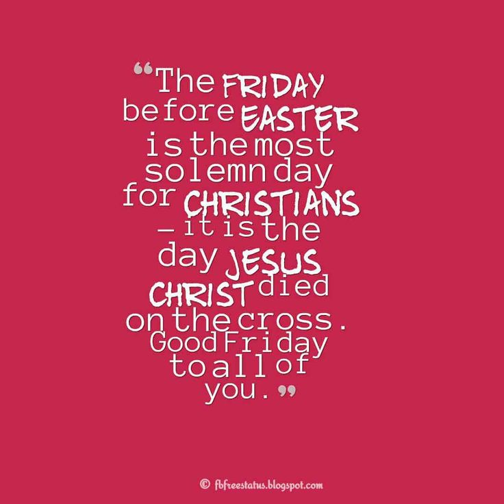 Good Friday Quotes Pleasing 19 Best Good Friday Quotes Images On Pinterest  Good Friday Quotes .