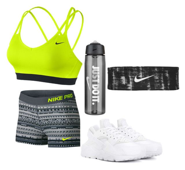 """""""Tenue n°18"""" by vava-creatrice on Polyvore featuring NIKE"""