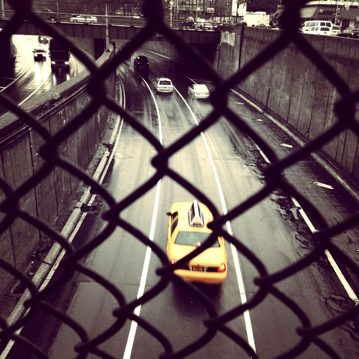 Yellow Cab by Jaimee Todd